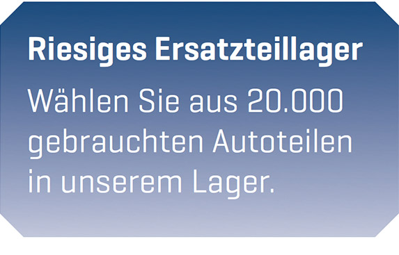 Autoteile Erstatzteillager Göttingen - Resebeck