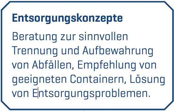 Entsorgungskonzepte Container Abfallentsorgung Göttingen - Resebeck