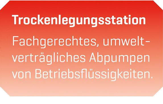 Altauto Trockenlegungsstation Abpumpen Betriebsflüssigkeiten Göttingen - Resebeck